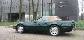 1993 corvette 40th anniversary corvette 40th anniversary c4 convertable
