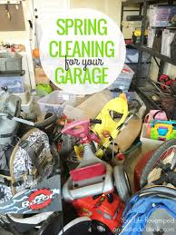 remodelaholic how to spring clean your garage