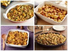Homemade Thanksgiving Stuffing Recipe Best Thanksgiving Stuffings U0026 Dressings Recipes Food Network