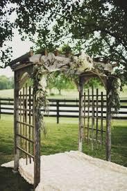 wedding arch blueprints osborn on