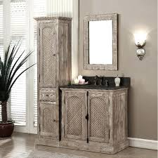 Bathroom Vanities And Linen Cabinet Sets Bathroom Vanities With Linen Tower Bathroom Vanities Linen Cabinet