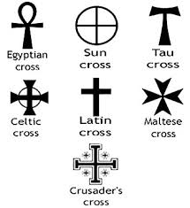 a sun cross is frequently found in the symbolism of prehi
