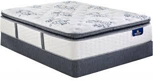 mattress topper amazing king pillow top mattress sierra sleep by