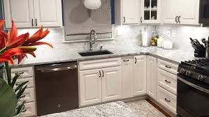 How To Distress White Kitchen Cabinets How Much Does It Cost To Paint Kitchen Cabinets Angie U0027s List