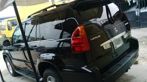 lexus gx470 years registered nigerian used lexus gx470 first body year 2005