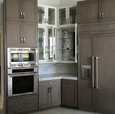 mirrored backsplash in kitchen antique mirror tiles kitchen backsplash update builders glass of