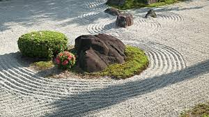 Japanese Rock Garden Japanese Rock Garden And B Roll Footage Getty Images