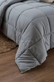 Queen Size Down Alternative Comforter Bedroom Grey Down Alternative Comforter Fraufleur Awesome