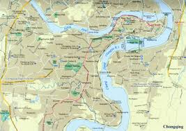 Map Of China Provinces by Chongqing Maps Maps Of Chongqing Attractions Chongqing Travel