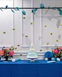 baby shower table decoration simple baby shower centerpieces martha stewart