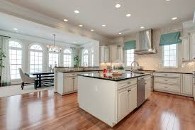 the sierra gourmet kitchen by mid atlantic builders rear morning