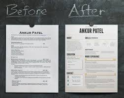 good looking poorly functional résumé designs for stealing