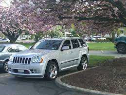 silver jeep grand cherokee 2006 post the most recent pic of your jeep cherokee srt8 forum