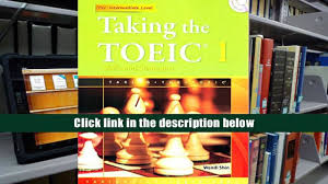 download taking the toeic 1 skills and strategies pre