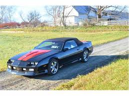 1992 chevy camaro for sale 1992 chevrolet camaro for sale on classiccars com 11 available