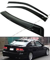 jdm rear window visor ebay