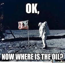 Oil Meme - where is the oil by shadowgun meme center