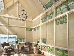 Home Design Center Denver Shades U0026 Shutters For Angled Window Sierra Verde Home Design