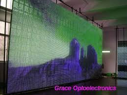 Curtain Led Display Led Display Led Screen Led Billboard Led Display Manufacturer