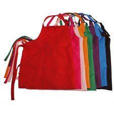tablier de cuisine uni tablier de cuisine uni couleur enfant blouse ecole maternelle