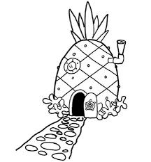 Coloring Pages Spongebob On Spongebob 18025 Bestofcoloring Com Coloring Pages Sponge Bob
