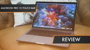 macbook pro 13 inch 2016 with touch bar review trusted reviews