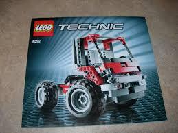 technicbricks model 8261 monster truck