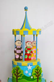 celebrate cake night garden cake