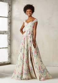 floral bridesmaid dresses floral bridesmaid dresses brides