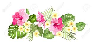 floral garland happy card with floral garland wedding garland set with