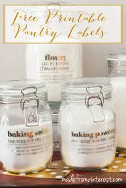best 25 kitchen labels ideas on pinterest diy storage jars diy