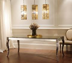 beautiful mirror dining room table images home ideas design