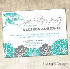 fabulous graduation open house invitation wording with graduation