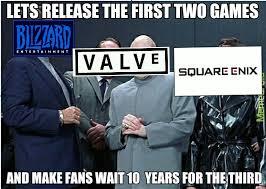 Diablo Meme - gamers will know but just in case kh3 half life ep 3 diablo 3