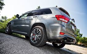 jeep grand cherokee rear bumper 2012 jeep grand cherokee srt8 editors u0027 notebook automobile
