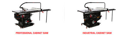 Sawstop Industrial Cabinet Saw Sawstop Table Saw