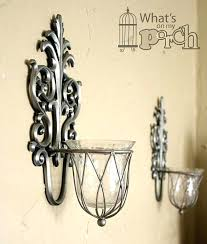 home interiors sconces sconce votive cups for wall sconces home interiors peg votive
