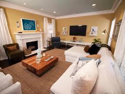 Cottage Livingrooms Photos Design On A Dime Hgtv