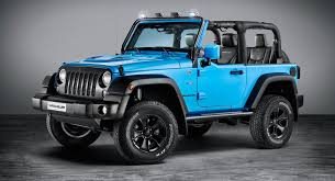 Jeep Wrangler Jeep Shows Off Wrangler Rubicon With Mopar One Package