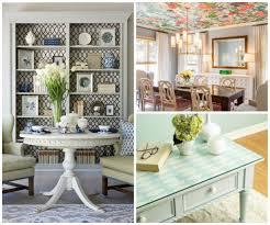 Easy Apply Wallpaper by 9 Ways To Use Wallpaper In A Living Room