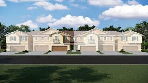 Ryland Homes Orlando Floor Plan Sawgrass Townhomes New Townhomes In Orlando Fl 32824
