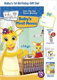 baby s 1st birthday baby einstein baby s birthday gift set w cd and