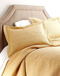 Queen Quilted Coverlet Cornsilk Yellow Twin Full Queen Or King Quilt Gold Cotton