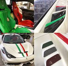 458 cost uk ian poulter shows his 200 000 458 speciale aperta