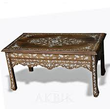 Traditional Wooden Center Table Coffee Table Incredible Moroccan Coffee Table Ideas Moroccan