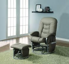 furnitures dorel living swivel glider ottoman set beige 2000