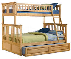 Bunk Bed With Desk And Trundle Invigorating Image Atlantic Bunk Bed Trundle Space Along With Bunk