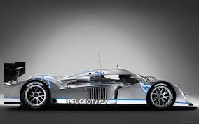 hybrid sports cars the peugeot 908 hybrid sports wallpaper hd car wallpapers