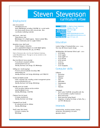 Best Layout For Resume by Best Layout For Resume Job Proposal Example