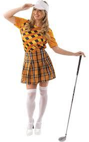 golfer halloween costume fancy dress beginning with u0027g u0027 jokers masquerade